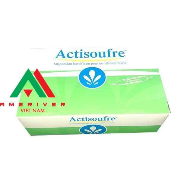 actisoufre